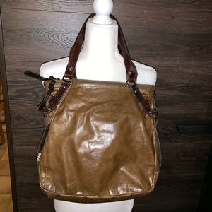 Tano purse leather  shoulder bag great